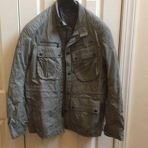 NWOT Polo jacket